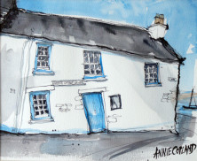 Harbour Cottage Gallery - Kirkcudbright
