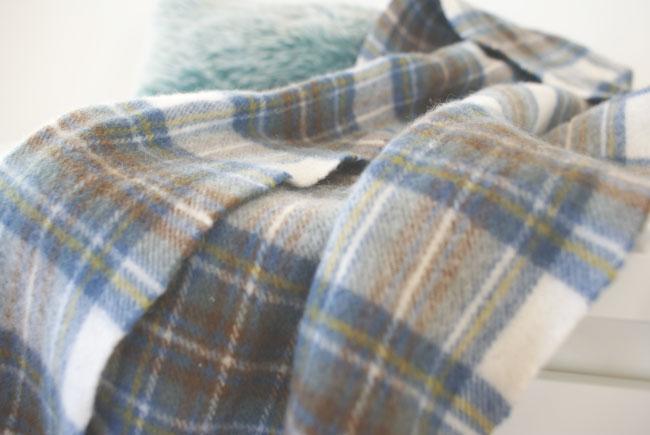 steely-blue-tartan-scarf