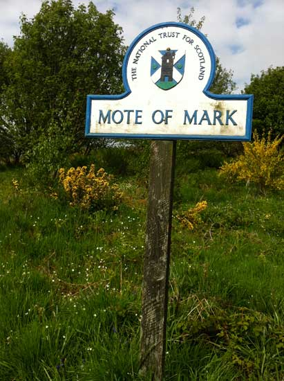 Mote-of-Mark-signpost-NTS-Rockcliffe