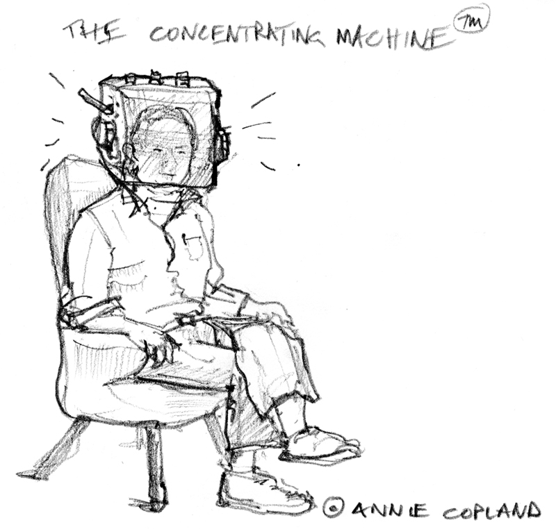 The Concentrating Machine