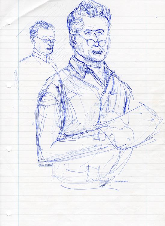 ChemEng-Lecturer-Muir-speaking-doodle-web