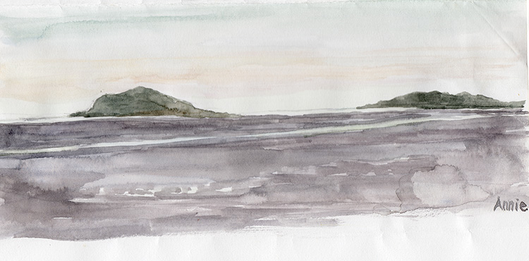 Hestan-and-Almorness-Point-From-Mud-Tide-Out-Watercolour-web