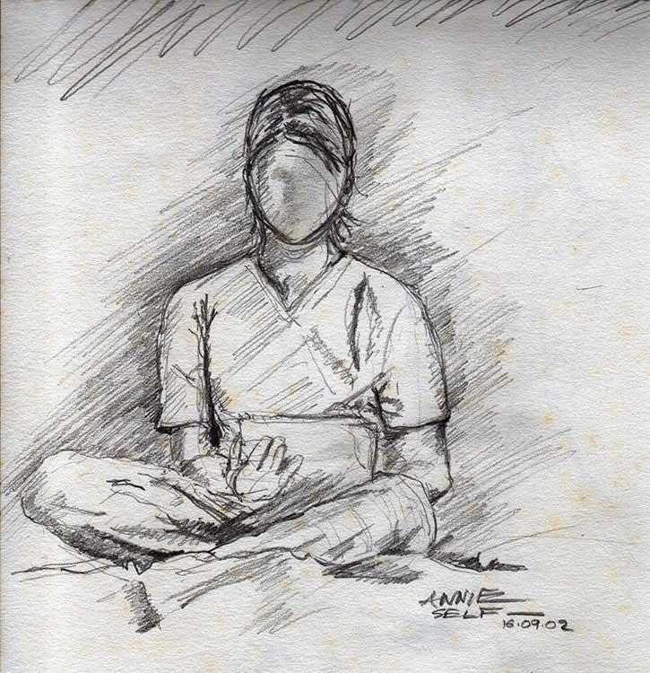 Self-Portrait-crossed-legged-Pencil-study-2002-web