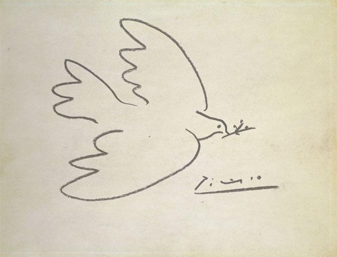 Picasso-Dove-1949